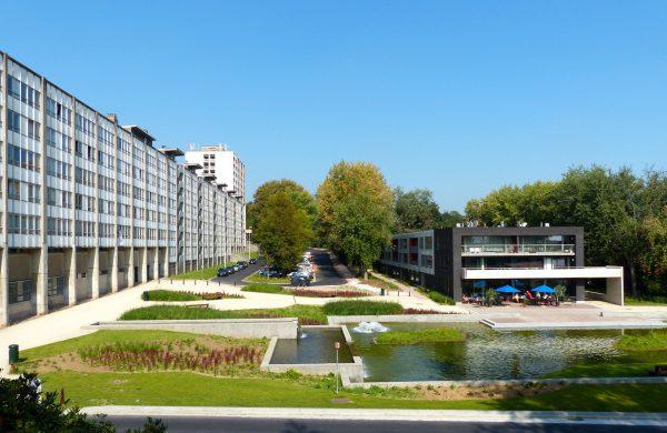 Woningen Modelwijk