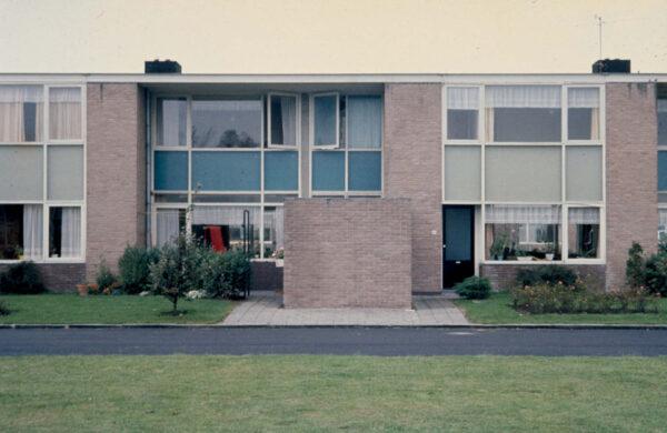 Om- en omwoningen Rietveld